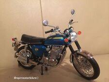 1:12 honda CB 750 cuatro k0 azul metalizado 1968/03086