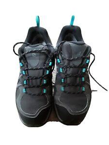Ladies Salomon Walking Shoes Size 7.0 Goretex