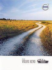 Volvo XC90 2015 catalogue brochure  Austrian Autriche rare