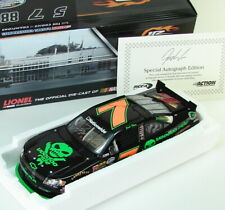 Josh Wise AUTOGRAPHED #7 Voodoo Ride Air hogs 2011 Chevy Impala Action Lionel 24