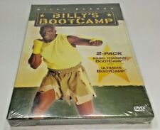 Billy Blanks - Basic Training/Ultimate Bootcamp (NEW DVD, 2005, 2-Disc Set)