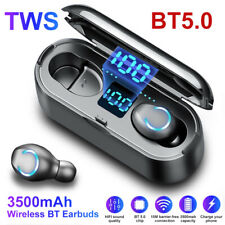 Wireless Earbuds Bluetooth 5.0 Earphones Headphones For iPhone Samsung Android