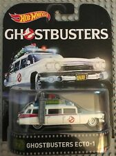 GHOSTBUSTERS ECTO-1 ~ HALLOWEEN Retro Entertainment Hot Wheels! VERY NICE! F1