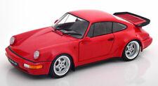 1:18 Solido Porsche 911 (964) Turbo 3.6 1990 red