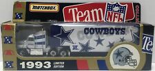 (TAS034727) - 1993 Tyco Toys Matchbox Team NFL Collectible - Dallas Cowboys