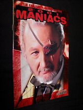 2001 MANIACS 1 CULT CLASSIC MOVIE AVATAR COMIC ROBERT ENGLUND PHOTO COVER L@@K