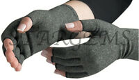 ANTI ARTHRITIS COPPER COMPRESSION GLOVES PAIN RELIEF HEALING STIFF JOINTS SPORTS