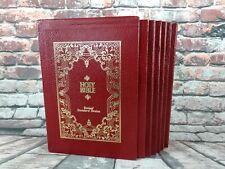 RSV Holy Bible 6 Volume in Slip Case ~ 1962 The World Publishing Company