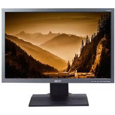 """Ecran Acer B193w 19"""" 48CM 16:10 LED wide Noir DVI + VGA hauts parleurs intégrés"""