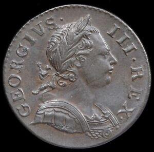 George III, 1760-1820. Halfpenny, 1770.