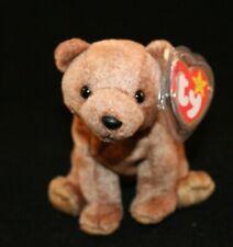 TY Beanie Baby - Retired - Pecan - Bear