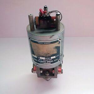 """Edwards ET/65 Magnetic valve,High vacuum,Shut Off Isolation SpeediVac 1/2"""" Pipe"""
