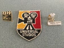 1990'S UNIVERSAL STUDIOS 2  PIN  1 PATCH