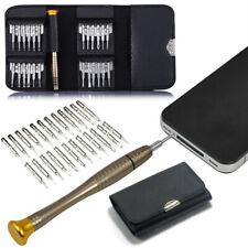 Pro Repair Tools Screwdriver Kit 25 in 1 For iPhone Samsung iPad Air Macbook Pro