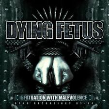 DYING FETUS - Infatuation With Malevolence Digipak CD 2011 Relapse New/Sealed
