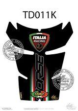 Ducati 848 / 1098 / 1198 Tank Pad Negro (td011k)