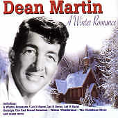 Winter Romance - Dean Martin (CD 1999) [IMPORT, Engl...