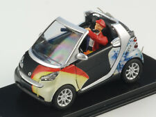 "Busch 99050 smart FORTWO Cabrio ""käse Smart"" 1 87"