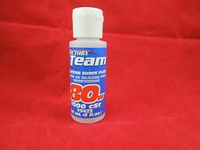 TEAM ASSOCIATED 80 WEIGHT SILICONE SHOCK OIL FLUID 5425 traxxas rc10 losi