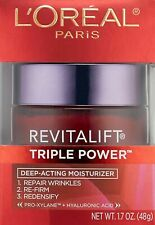 L'OREAL REVITALIFT TRIPLE POWER DEEP-ACTING MOISTURIZER (FREE DELIVERY)