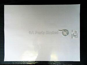 Bathroom Mirror Heater Defogger/ Demister 230V Size 600 x 800 mm Rectangular