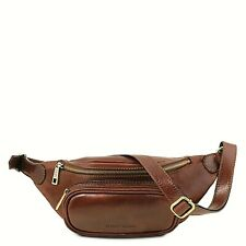 Tuscany Leather Fanny Pack Soft Genuine Leather Luxury Quality