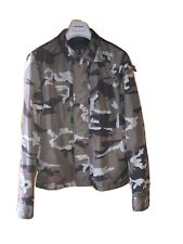BELSTAFF THORNCROFT CAMO OVERSHIRT JACKET NOT STONE ISLAND CP COMPANY MONCLER