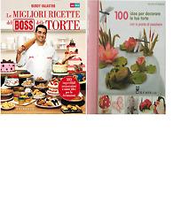 Libri cake design
