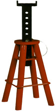 """10 Ton High Boy Heavy Duty Jack Stand (18"""" to 30"""") T&E Tools JS010B New"""