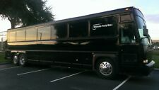 2015 party bus limo coach conversion