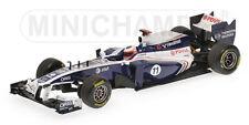 Williams Fw33 Rubens Barrichello Versione Gara 2011 Minichamps 1:43 410110011