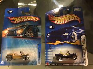 Hotwheels.Meyers Manx.2 Versions.