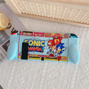 Cartoon Sonic The Hedgehog Nintendo Switch Case soft Shell Bag Protective cover