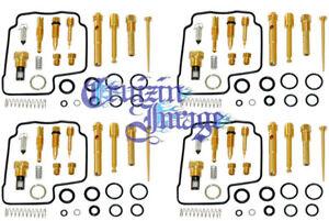 HONDA CBR400R NC23 VG02A CARB REPAIR KITS CARBURETOR 4 REPAIR KITS 20-HNC23ACR