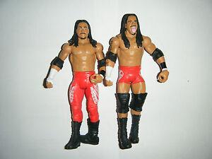 WWE JIMMY JEY USO USOS BATTLE PACK BASIC SERIES 11 MATTEL WRESTLING FIGURE WWF