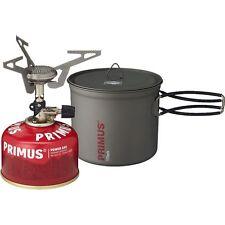 Primus Express T1 Titanium Stove, Pot & Windbreaker Kit