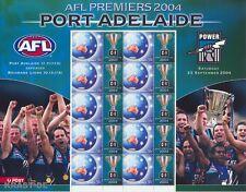 Australie - 2004 Australia AFL premier ministre port Adelaide football Arc **