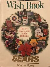 Sears Holiday Wish Book 1996 Good! Clean!