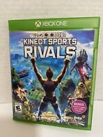 Kinect Sports Rivals Video Game (Microsoft Xbox One, 2014)
