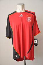 2006 Deutschland Trikot Gr. XL Adidas WM Nationalmannschaft DFB EM Away Germany