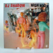 DJ Shadow - High Noon - CD Single 1997 Inner Sleeve 0731458237129 MW063CD Mo Wax
