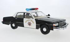 Chevrolet Caprice, California Highway Patrol 1987 - 1:18 MCG 18218 * NEW *