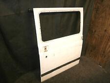 LDV CONVOY MINIBUS 2002 NEARSIDE PASSENGER SIDE SLIDING DOOR PANEL WHITE N3NC