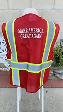 MAKE AMERICA GREAT AGAIN 🇺🇸 CONSTRUCTION SAFETY VEST