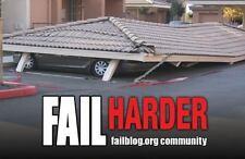 Fail Harder : Ridiculous Illustrations of Epic Fails by Failblog.org Community