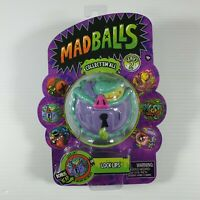 Madballs 2016 American Greetings Lock Lips 3 inch foam Series 2