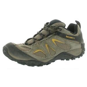 Merrell Mens Yokota 2 Taupe Hiking Shoes Sneakers 10.5 Medium (D) BHFO 1527
