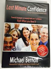 Michael Bernoff DVD Video [Last Minute Confidence] Movie Self Improvement