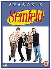 Seinfeld - Series 5 - Complete (DVD, 2005, 4-Disc Set)