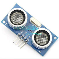 1/2/5/10/50PCS Ultrasonic Module HC-SR04 Distance Measuring Transducer Sensor